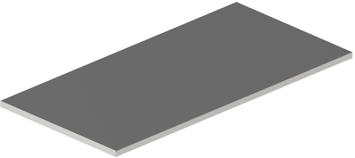 Tabuleiro em Alumínio
